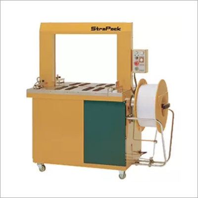 BELT DRIVEN FULLY AUTOMATIC STRAPPING MACHINE