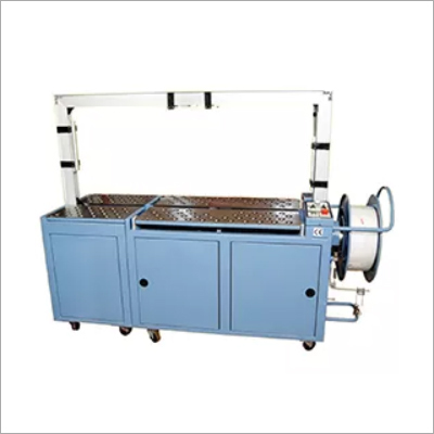 Automatic Strapping Machine With Ball Top Table