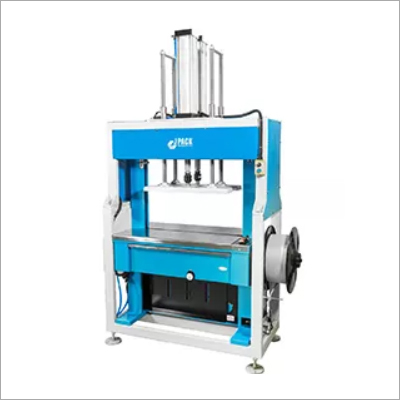 Automatic Strapping Machine With Pressing