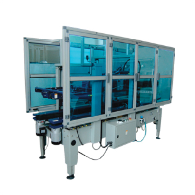 Hot Melting Clueing With Flap Closure Machine