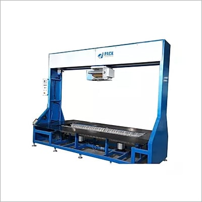 Automatic Paper Roll Stretch Wrapping Machine