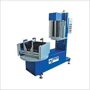 Automatic Reel Stretch Wrapping Machine
