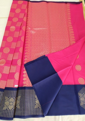 Silk Cotton Designer Sarees