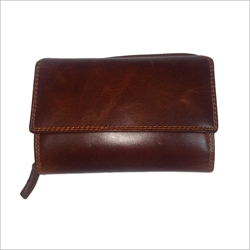 Ladies Leather Hand Wallet