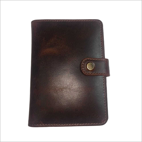 Ladies Bi Fold  Leather Hand Wallet