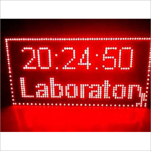Electric LED Scrolling Display