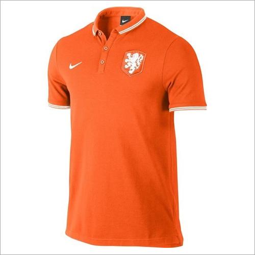 Mens Polo Collar T-Shirt