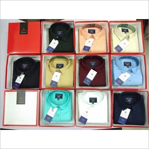 Men Box Pack Formal Shirt