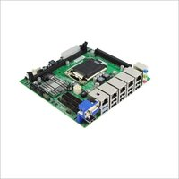 5 LAN AND 10 USB Industrial Motherboards