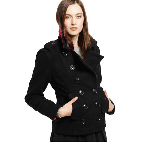 Ladies Black Coats