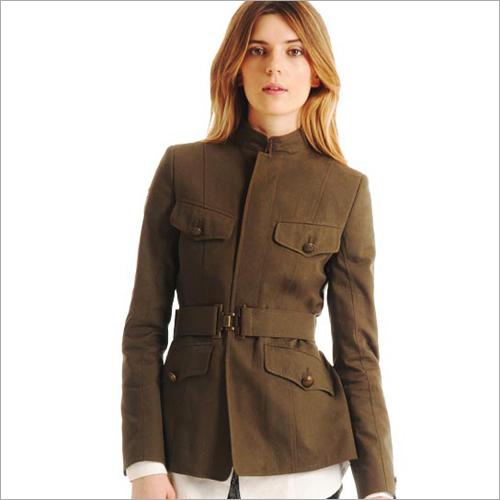 Ladies Fancy Coats