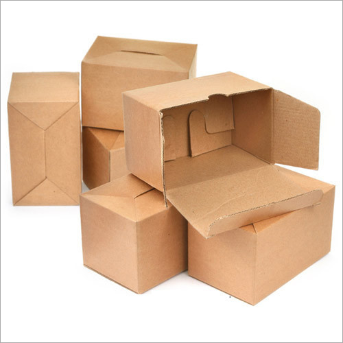 Plain Paper Packaging Box