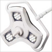 Single Ceiling Mount Examination Light