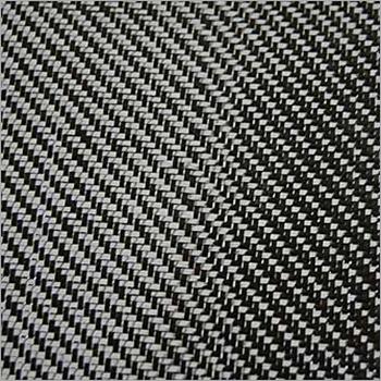 Black Carbon Fiber Mat