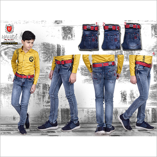 Boys Denim Stylish Jeans
