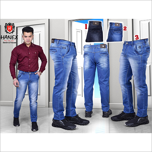 Mens Denim Stylish Jeans