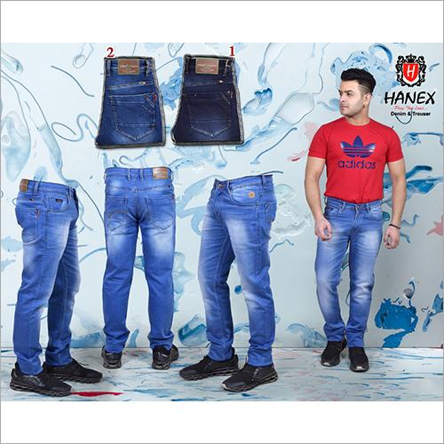 Mens Partywear Fancy Denim Jeans
