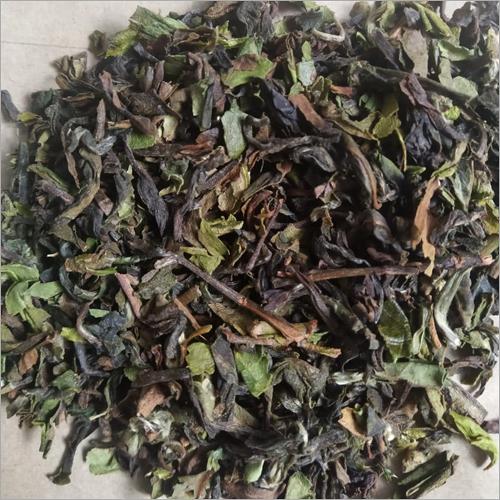 Green Dry Leaf Tea