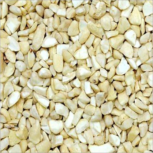 Four split White Cashew Nuts
