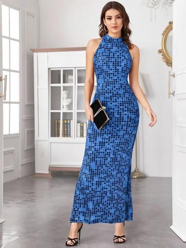 Zorbs 355 blue gown