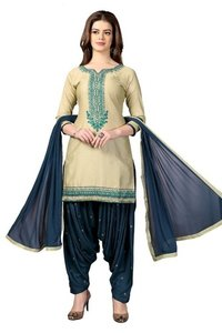 Cotton Embroidery Suit(G29)