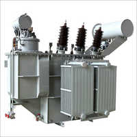 Industrial Oil Filled Distribution Transformer
