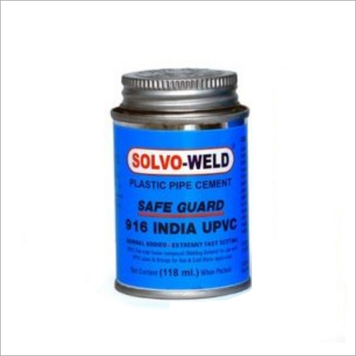 118 ml UPVC Solvent Cement Adhesive
