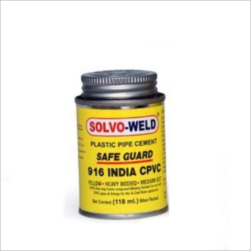 118 ml CPVC Solvent Cement Adhesive