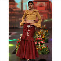 Ladies Indo-Western Dresses