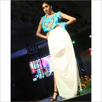 Ladies Designer Wear Dress