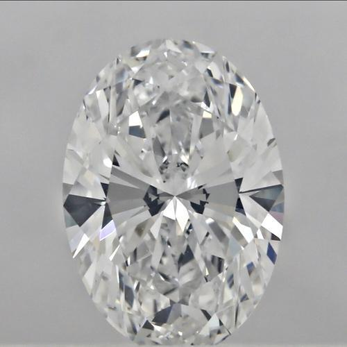 1.00ct Diamond G SI1 IGI Certified Lab Grown CVD OVALBRILLIANT CUT TYPE2A
