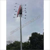 Hoarding Mast Pole