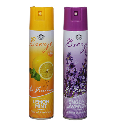 Air Fresheners Aerosol Spray