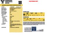 0.75ct Diamond F SI1 IGI Certified Lab Grown HPHT OVAL BRILLIANT CUT TYPE2