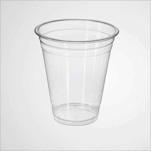 Transparent PET Cup