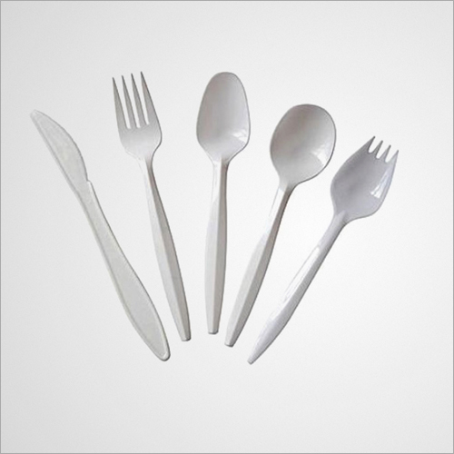 Plastic Fork And Spoon