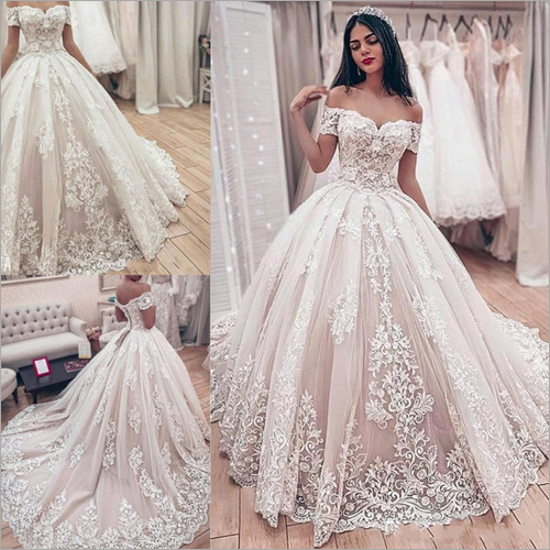 Ladies Bridal Gowns