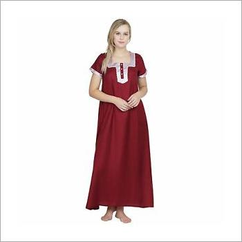 Designer Night Gown