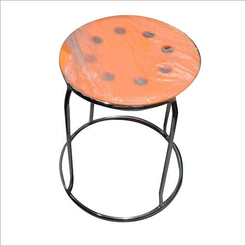 Steel Canteen Stool