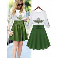 Ladies Western Skirt