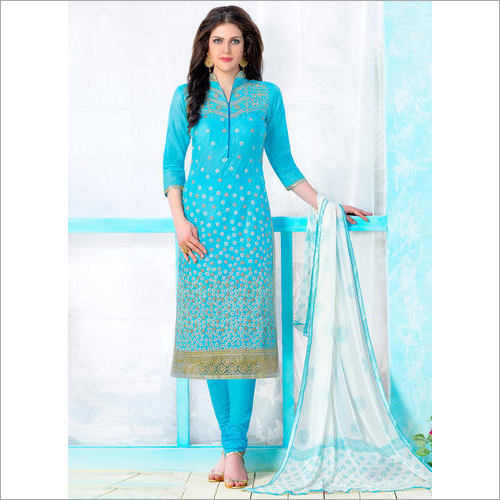 Designer Churidar Suit