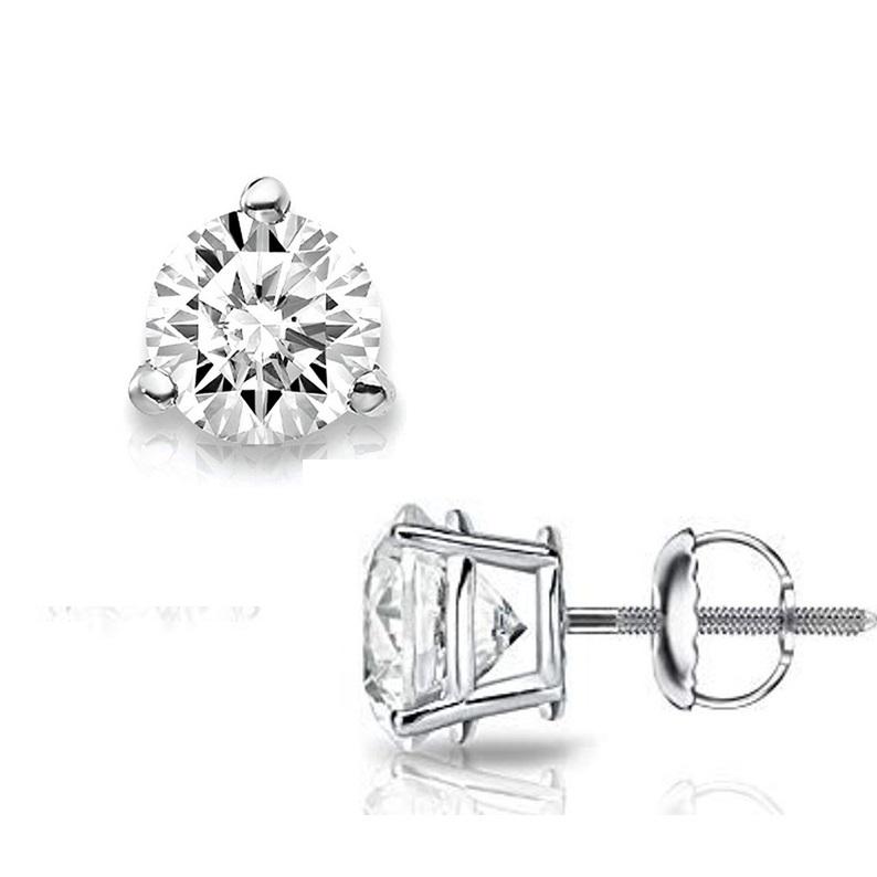 1.55ct Diamond I VS2 IGI Certified Lab Grown CVD ROUND BRILLIANT CUT TYPE2A