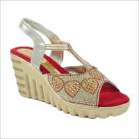 Wedding Wedge Sandal