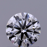 1.00ct Diamond E VS2 IGI Certified Lab Grown CVD ROUND BRILLIANT CUT TYPE2A
