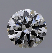 1.00ct Diamond H VS1 IGI Certified Lab Grown CVD ROUND BRILLIANT CUT TYPE2A