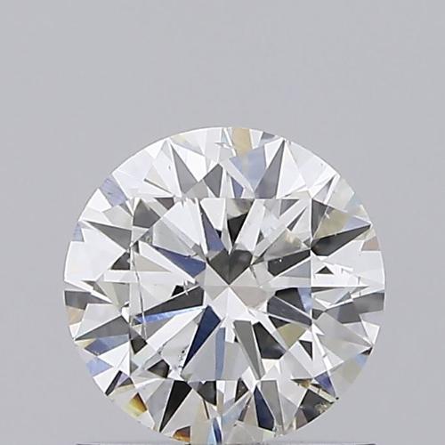 1.00ct Diamond G SI1 IGI Certified Lab Grown CVD ROUND BRILLIANT CUT TYPE2A