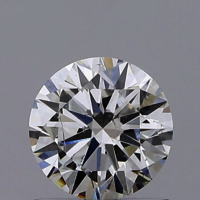 1.00ct Diamond G SI1 IGI Certified Lab Grown CVD ROUND BRILLIANT CUT TYPE2A
