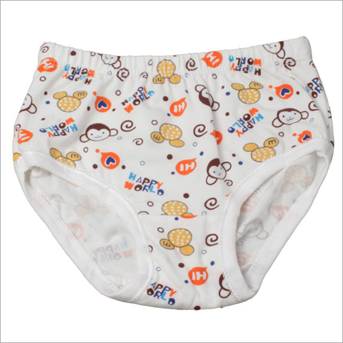 Kids Cotton Panty