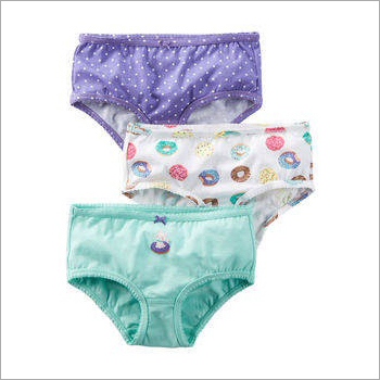 Kids Soft Cotton Panty