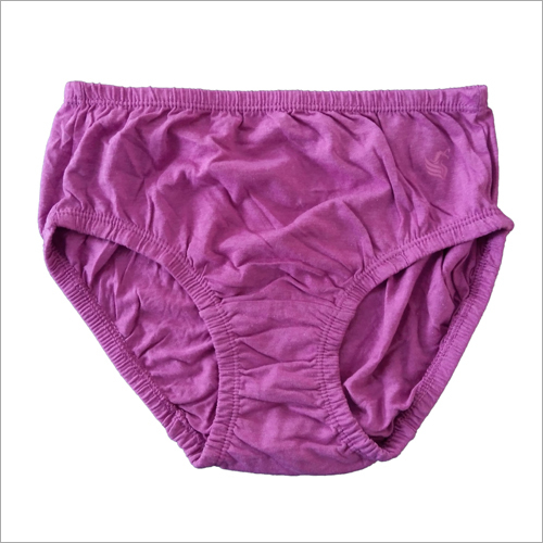 Ladies Plain Panty
